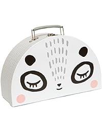 Petit Monkey - Kinderkoffer - Spielkoffer - Mr. und Mrs. Panda