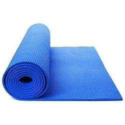 Swarish Yoga Mat Yoga Mat Eco-Friendly Matt Excersie Study Picnic 6 MM Thick Matt Free Matt Cover