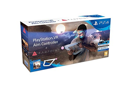 PS4 Farpoint VR with Aim Controller