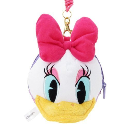 DISNEY Daisy Gesicht Mobil Fall (Japan-Import) Japan Daisy