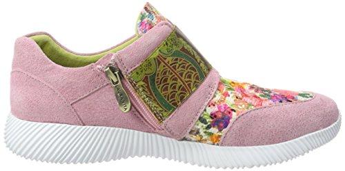 Laura Vita Damen Delphine 09 Sneaker Pink (Rose)