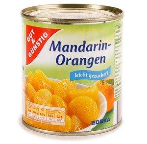 Gut & Günstig Mandarin-Orangen 312g