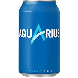Aquarius refresco isotónico de limón Pack 8 x 33 cl