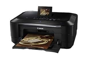Canon PIXMA MG8250 - multifonctions (Jet d'encre, Colour printing, Colour copying, Colour scanning, Copie, Impression, 12,5 ppm)