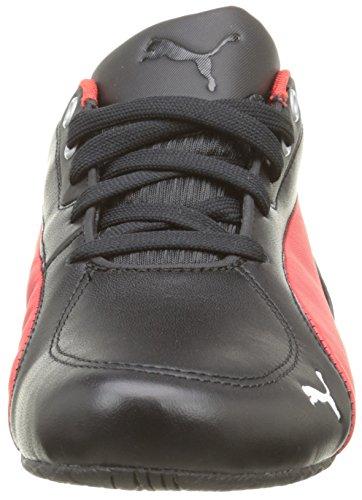 Puma Drift Cat 5 Sf Nm 2, Baskets Basses Homme Noir (Black/Rosso Corsa)