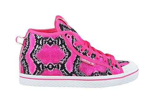 Adidas Honey Up Mid Joy Pink White Sneaker US7,5/EU39,3