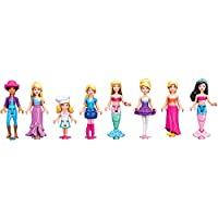 Mega Bloks Barbie Small Display Character (Colors/Style Vary)-1 character will be received (Assorted)