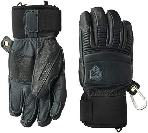 Hestra Damen-Handschuhe, Unisex, 31472-350-10, Schwarz, 9