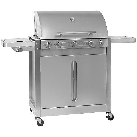 Barbecook Barbecue a gas Brahma 5.2 Inox - Sistema brevettato