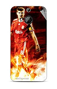 Miicreations Mobile Skin Sticker For HTC One M9 Plus,Carlsberg
