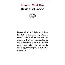 Bassa risoluzione (Vele) (Italian Edition)