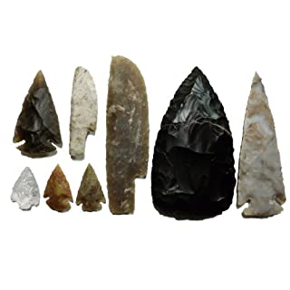 Stone Age, archaeology set (replica)