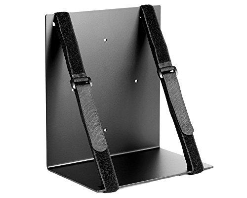 Oeveo Universal Gurthalterung 600-10 H x 6 W x 10 L - Verstellbare Computerhalterung, USV-Halterung oder andere elektronische Gerätehalterungen, UNVM-600 - Computer Überspannungsschutz Batterie-backups