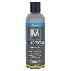 Gear Aid MiraZyme Enzyme-based Gear Deodorizer 8oz