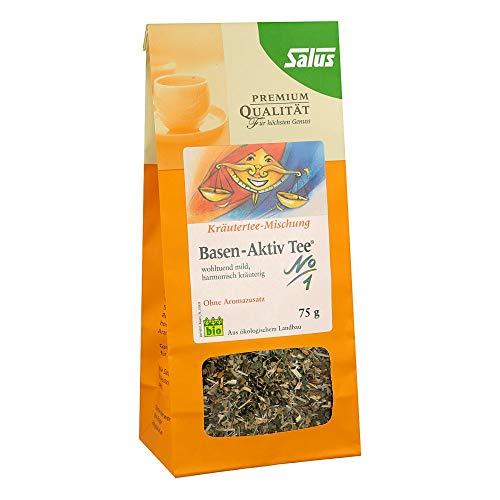 Salus Basen-Aktiv Tee N° 1, 75 g Tee -