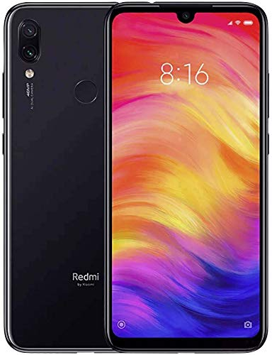 Xiaomi Redmi 7 64GB Handy, Schwarz, Android 9.0 (Pie), Dual SIM 7 Handy