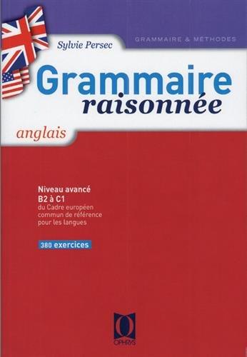 Grammaire raisonne 1