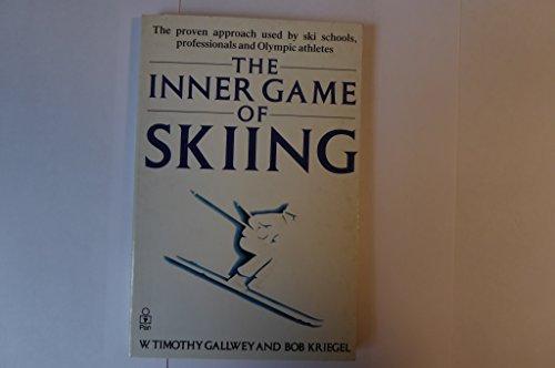 Inner Skiing por W. Timothy Gallwey
