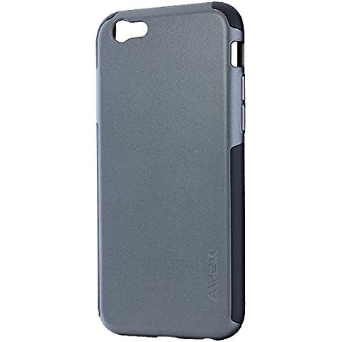Mpow Funda iPhone 6s 6, Funda de Móvil Antideslizante Protección de Anti-Rasguños y Caiga Certificada + Un Protector Cristal Templado GRATIS de Pantalla. Carcasa iPhone 6s 6