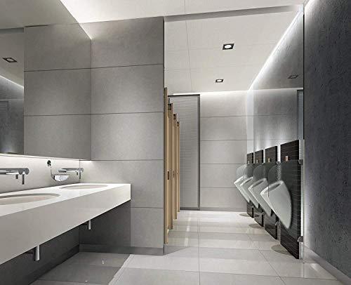 BIOHY WC-Reiniger (1 litre) Nettoyant concentré pour toilettes, gel nettoyant visqueux, gel nettoyant, hygiène et parfum frais, nettoyant organique professionnel, agent nettoyant