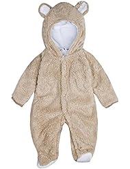Tom's Ware Unisexe-bebe-hiver Lamby-Manteau a capuche