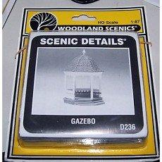 Preisvergleich Produktbild Woodland Scenics WD236 Pavillion