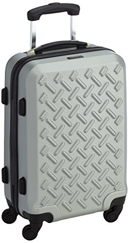 Packenger Boardcase Steel M (40L) in Silber