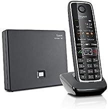 Gigaset C 530 A Go Teléfono Fijo Inalámbrico, Color Negro