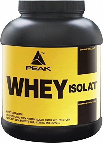 #Peak Whey Protein Isolat – 750g Vanille#