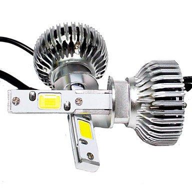 GANTA® 2pc 30w 2003-2007 année voiture vw jetta conduit ampoules