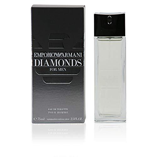 Armani DIAMONDS homme / man, Eau de Toilette, Vaporisateur / Spray, 30 ml -