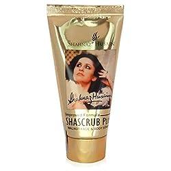 Shahnaz Husain Shascrub Plus Walnut Face & Body Scrub 40g
