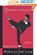 #1: Bruce Lee Striking Thoughts: Bruce Lee's Wisdom for Daily Living (Bruce Lee Library)