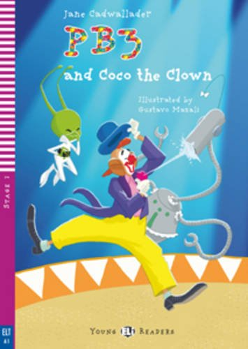Pb 3. Et Coco Le Clown (+ CD) (Young readers)