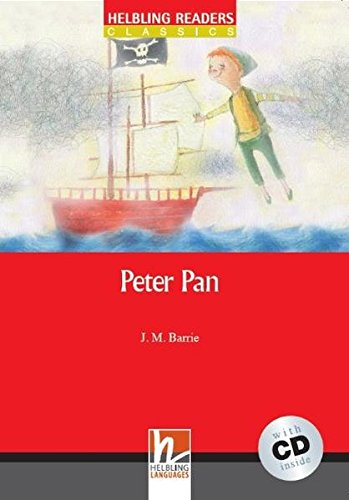 Peter Pan. Livello 1 (A1). Con CD-ROM