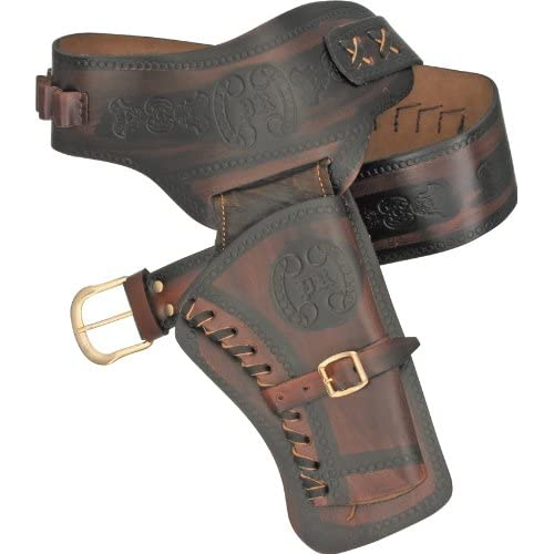 41oUj49d33L. SS500  - Leather Western Holster, Colt 45 Cowboy Holster by Regalos Limited