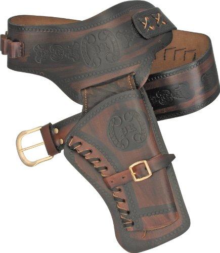 cinturone western denix holster-