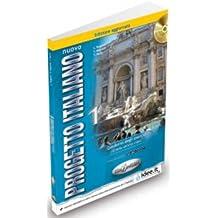Nuovo progetto italiano livello elementare A1-A2 : Quaderno degli esercizi e delle attività video (1CD audio)