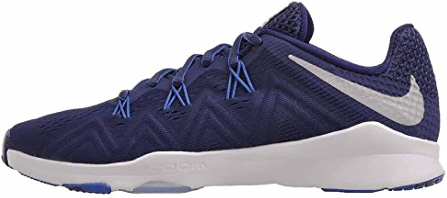 Men/Women Nike Women's W Zoom Condition TR Indigo, Binary Binary Binary Blue/Metallic Silver Every item described is available New in stock Exquisite (processing) processing GV35276 42ce10