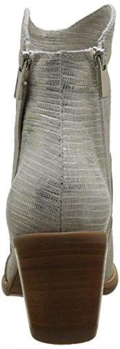 Donna Piu 51769 Candida, Stivali da Cowboy Donna Argent (Sun Osso/Tejus Osso)