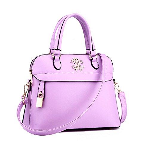 NiaNia ,  Damen Tasche violett