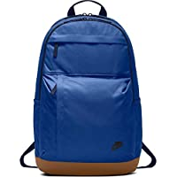 Nike Unisex-Adult Backpack, Indigo/Navy/Black - NKBA5768