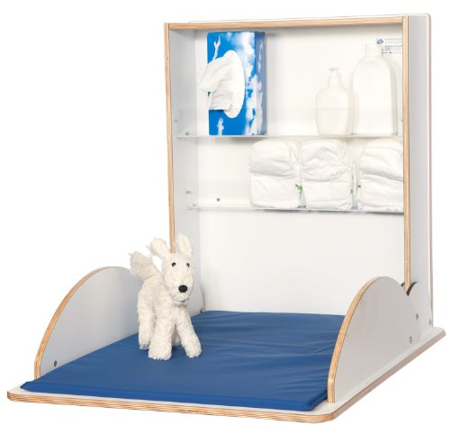 """'""""Kawapro Timkid-Changing Table Including Changing Mat Happykidz  1"""
