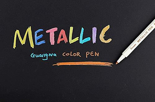 Pens Multi Colours Point Pen für Erwachsene Malbücher, DIY-Album, Kunst-Rock-Malerei, Kartenherstellung, Metall und Keramik, Foto-Doodle, 20 Farben ()