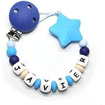 Chupetes Personalizados Para Bebes - Mil Cestas - Amazon.es