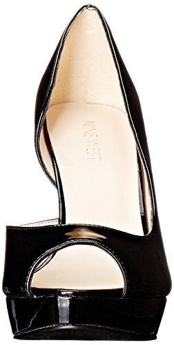 Toe Sapato Senhoras Constance Sintético Oeste Pio Preto Planalto Nove qCwXZ7Sx