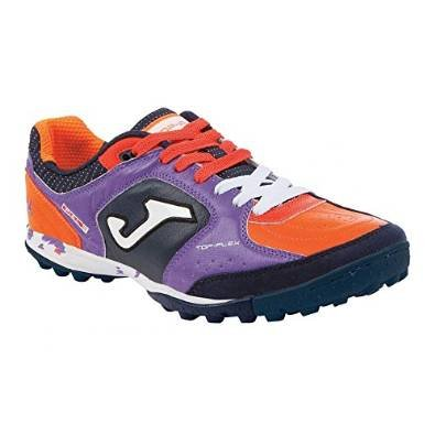 Scarpe da calcetto JOMA TOP FLEX 619 MORADO-NERO-NARANJA INDOOR
