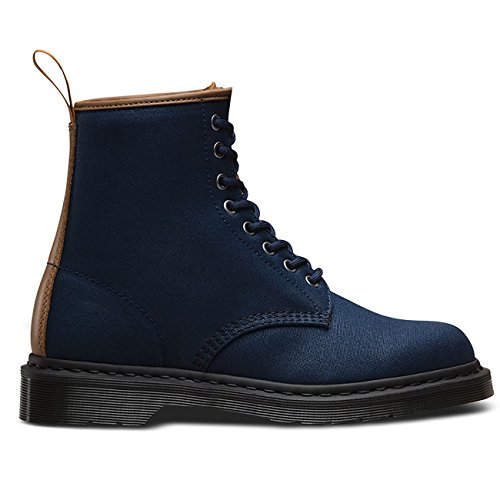 Dr.Martens Mens Waxy New Laredo Canvas Boots