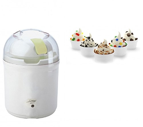 Yogurteria Elettrica Preparare Yogurt Fresco Fatto in Casa 1 LITRO 9 WATT Fair