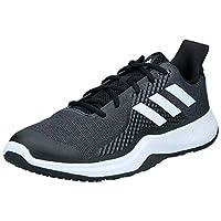adidas Fitbounce Trainer M, Men's Fitness & Cross Training Shoes, White (Ftwr White/Core Black/Sky Tint),9.5 UK (44 EU)